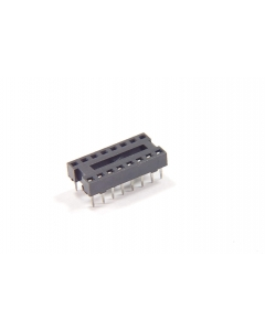 TE Connectivity - AUGAT - 216AG49D - Connectors, IC sockets. 16 Dip. Package of 10.