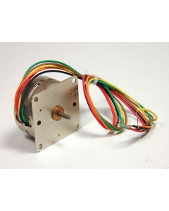 AIRPAX - L82401-P2 - Motor, stepper. 12VDC 52 ohm.