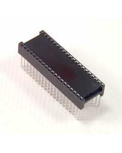 CIRCUIT ASSEMBLY CORP. - CA40S-T2WW - IC socket. Dip 40 pin WW.