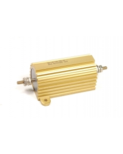 Vishay / Dale Electronics - RE77N15R0 - Resistor, power. Resistance: 15 Ohm 100 watt.