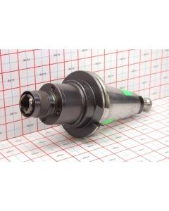 NIKKEN - CAT50-ZL12-115U - TAP HOLDER, ADAPTER, CNC, VMC, MILL