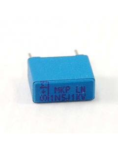 EPCOS - B32620A152J - Capacitor, MPF. 0.0015uF 1KV. Package of 15.