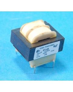 Signal Transformers - ST-3-20 - Transformer, 20VCT 0.12Amp.