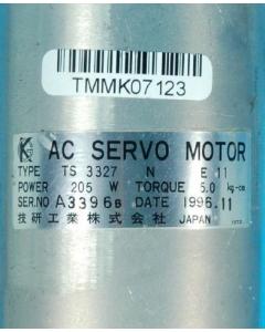 KG - Japan - TS3327NE11 - AC SERVO MOTOR 205W 10-pin