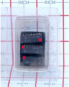 Analog Devices Inc - AD2702JD - IC, voltage reference. +/-10V.