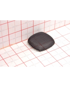 CTI AUDIO INC - 41543-03-00 - Microphone Square Grille Mesh Cover Replacement, Audio, microphones. Windscreen.