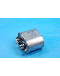 Sprague - E27-167 - Capacitor, oil filled. 1.75uF 236VAC.