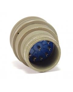 AMPHENOL - MS3106B-28-19P - Connector, circular. 10-pin 28-19PF.