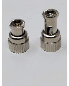 SPC Technology Multicomp -  SPC15319 - MBP159 - Connector, Binding Post Un-Insulated. Nickel Plated Brass.