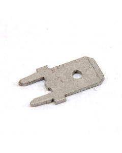 PREMIER FARNELL UK LIMITED - F/RM-0118  117-2822 - Farnell InOne  PCB Parallel Spade Terminal, Quick Fit, Package of 100.