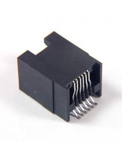 AMPHENOL - RJLSE-6206-101 - Connectors, telecom. Jack 6 pin modular.