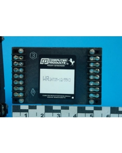 CPI - WR24T05-12/55K3 - 24V-In 5V-5A +/-12V-1.25A Triple Outputs
