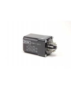 ISSC/Kanson Electronics - 1230-1-D-C - Relay, control. Input: AC.