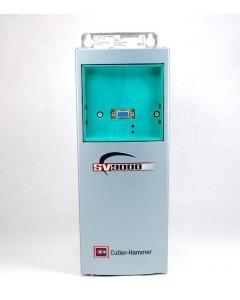 CUTLER-HAMMER - SV9F10AC-2M0B00 - 1HP 0-500Hz Motor Controller - less control panel