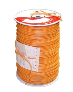 CITIES SERV CO/CHESTER CABLE OPER. - 6100577-03 Orange - Cable, hook-up. 14-1C.
