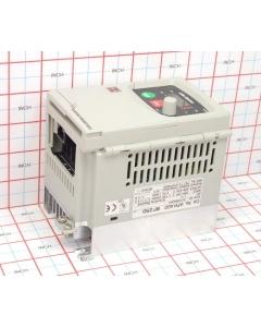 CUTLER-HAMMER - AF91AG0BF25D - Adj Freq Drive 1/4HP 208-240V 1- or 3-Phase