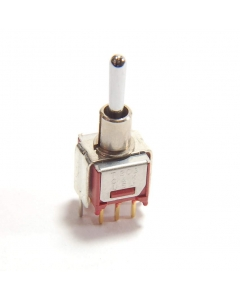 C & K Components - T203SY9V3GE - Switch, Toggle. DPDT Center-off. On-Off-On, 2A, 120 VAC 0.4VA