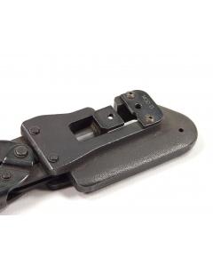 "AMP INC - 69710E - Hand tool. Straight action ""C"" head."