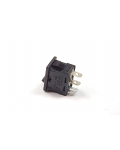 C & K Components - DA102J5RS215QF6 - Switch, illuminated rocker. Contacts: SPST.