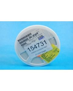 KEMET ELECTRONICS - C0603C121J5GAC7867 - Capacitor, SMD. 120pF 50V. Package of 100.