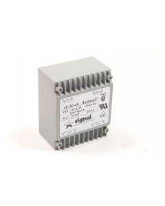Signal Transformers - IF-30-40 - Transformer. Dual 20V sec at 30VA.