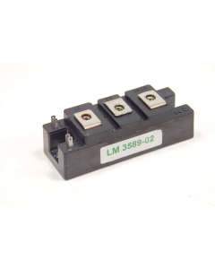 Powerex. - CM50DY-12H - IGBT. 600V 50 Amp. Module, no hardware.