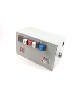 CUTLER-HAMMER - ECE09C1AHA - Enclosure. Control box.