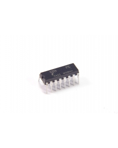 FAIRCHILD - 9314PC - IC, TTL. Quad latch.