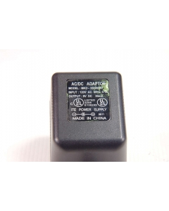 ITE POWER SUPPLY - MKD-35090050 - AC Adapter, Power Supply, DC. Output: 9V 50mA.