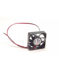 COOLTRON - FD4010B12W7-81-2N - Fan, axial. 12VDC 2.16 watt, 9 blade.