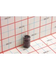 NICHICON - UCA2E330MHD - Capacitor, electrolytic. 33uF 250V.