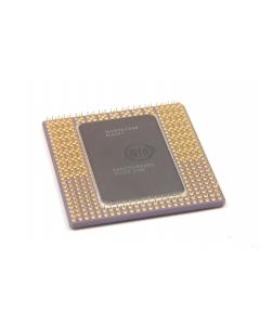 INTEL - KB80521EX200512 - IC, microprocessor. 32-Bit Microprocessor. Used.