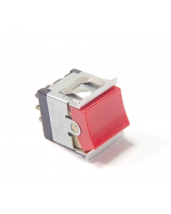 CUTLER-HAMMER - SC2GXNI - Snap-in Miniature Momentary Switch, Illuminated Rocker, DPDT, 125 VAC, 5A.