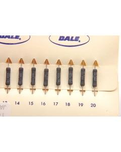 Vishay / Dale Electronics - RNX025300M - Resistor, MOX. 300Meg 0.25 watt.