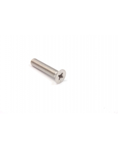 "Military - MS24693-C300 - Hardware, screw. 1/4-28 x 1-1/4"". Package of 10."