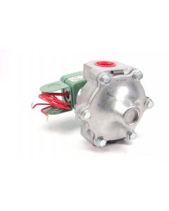 "AUTOMATIC SWITCH CO - JB821453 N.O. - Valve, gas. NO 120VAC 20 Watt 1"" NPT."