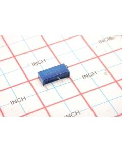 BOURNS - 3009Y-1-102 - Resistor, trimming. 1K Ohm 3/4W.