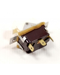 MCGILL - 3-024 - Switch, Rocker. Contacts: SPDT. 6A/125VAC, 3A/250VAC, 1/4HP