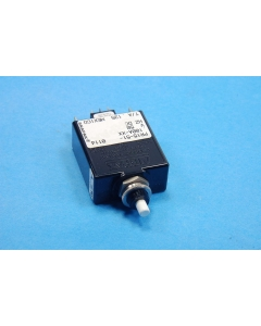 AIRPAX - PR15-51-.100A-XX - Circuit breaker. 1P 0.1Amp 50VDC.