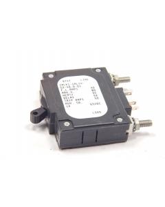 AIRPAX - IMLK1-1RLS4-52-40.0-01 - Circuit breaker. SP 40Amp 80VDC.