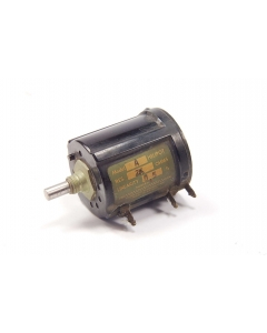 Tectronix Beckman Helipot Corp - Model A - 2KR - Potentiometer, linear. 2K Ohm. Used.