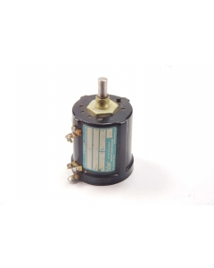 Tectronix Beckman Helipot Corp - Model A - 100R - Potentiometer, linear. 100 Ohm. Used.
