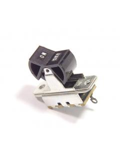 SWITCHCRAFT - 3-207 - 51202MR - Switch, Rocker. SPST, 3A 125V.