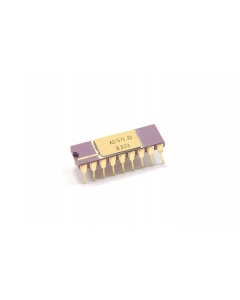 Analog Devices Inc - AD571JC - IC, A/D Converter. 10 Bit. Used.