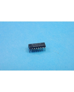 Texas Instruments - SN75116N - IC, TTL. Differential line receiver.