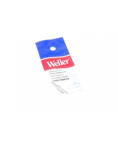 "Cooper Tools/Weller - LIA - Soldering tools. Single flat tip 1/16"" x 1.6mm."