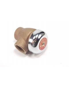 Conbraco Industries - 38-104-01 - Atmosphere Type Vacuum Breaker, 3/4In, FNPT, Bronze, 125 psi
