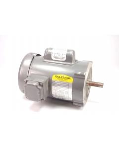 BALDOR - KL3401 - Motor, AC. 1PH 1/6HP 115/230V 4.6/2.3A, 1140RPM.