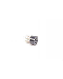 AMPHENOL - 8-087 - Connector, audio. Male 5 pin.