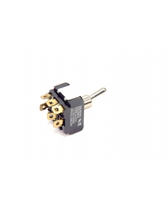 Carling - 4X208 - Switch, toggle. 3PST 15A 125V.